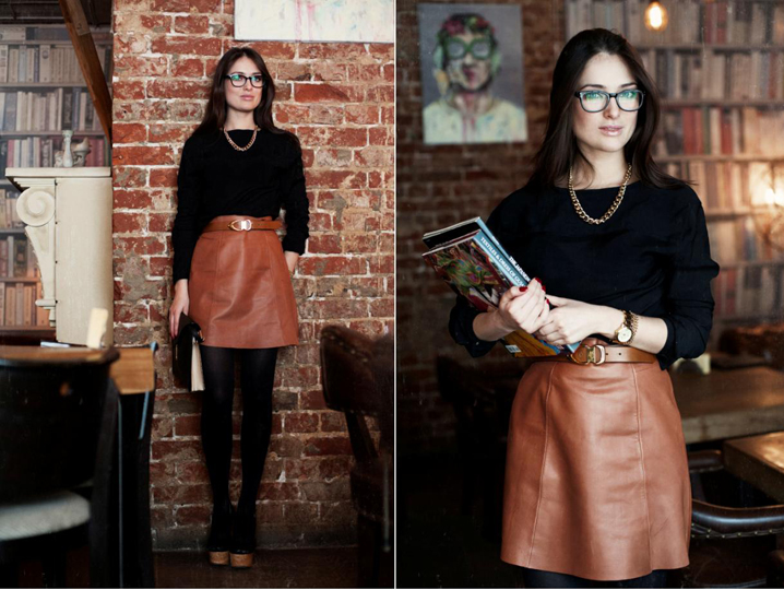 Fashion PR блоггер Ирина Булгакова, блог «MY LOOKBOOK by Irina Bulgakova»