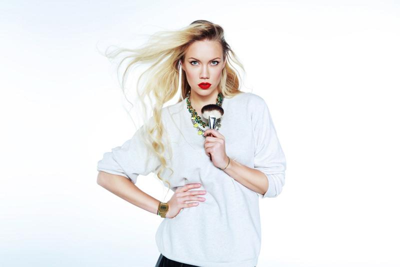 Elena Krygina – профессиональный визажист, блоггер