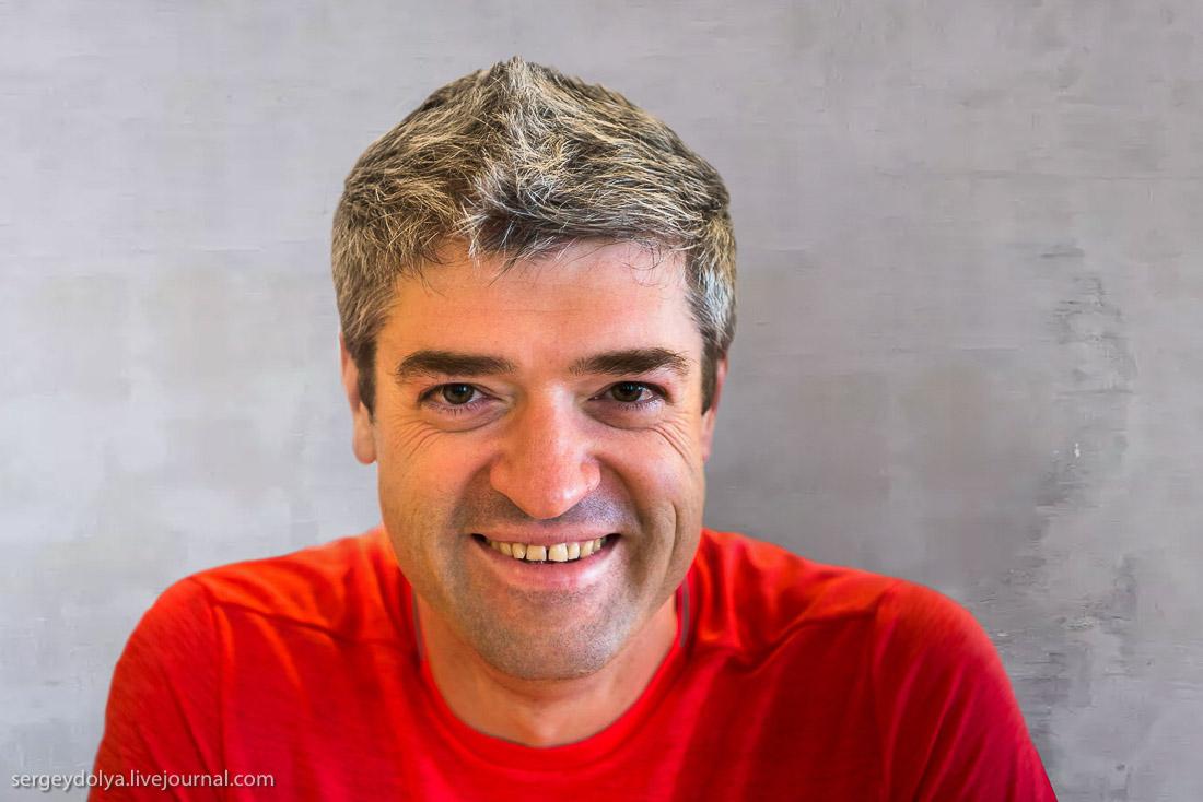 Сергей Доля - блоггер путешественник