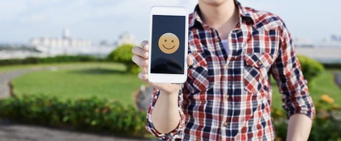 Использование смайлов в социальных сетях и маркетинге