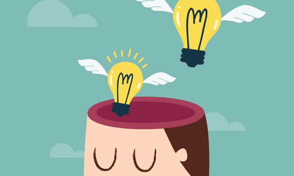 Как придумывать идеи и развить креативность