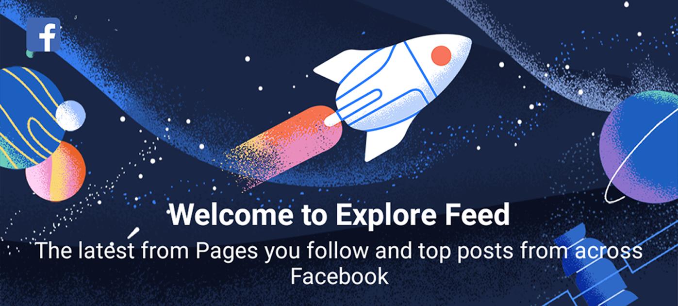 Алгоритмы ленты Фейсбук