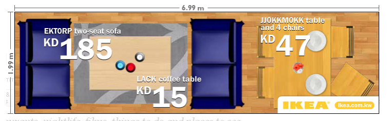 Баннер IKEA