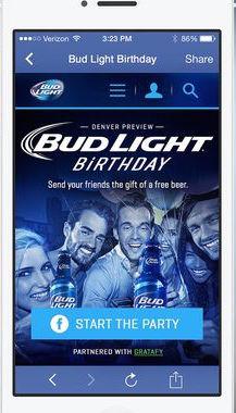 Оригинальная реклама Budweiser