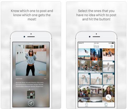 Ask Lisa – сервис для определения успешности фото в Instagram