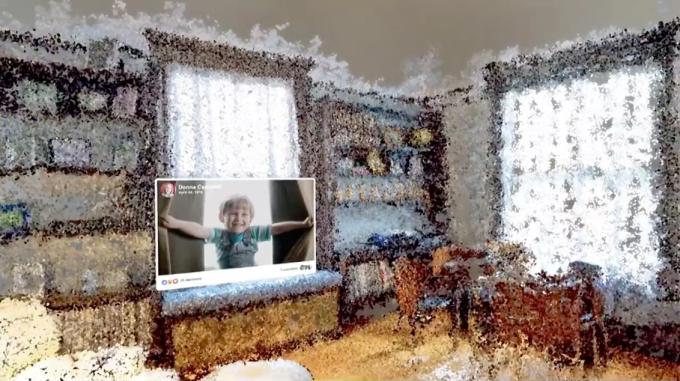 3D фотографии в Фейсбук без специального оборудования