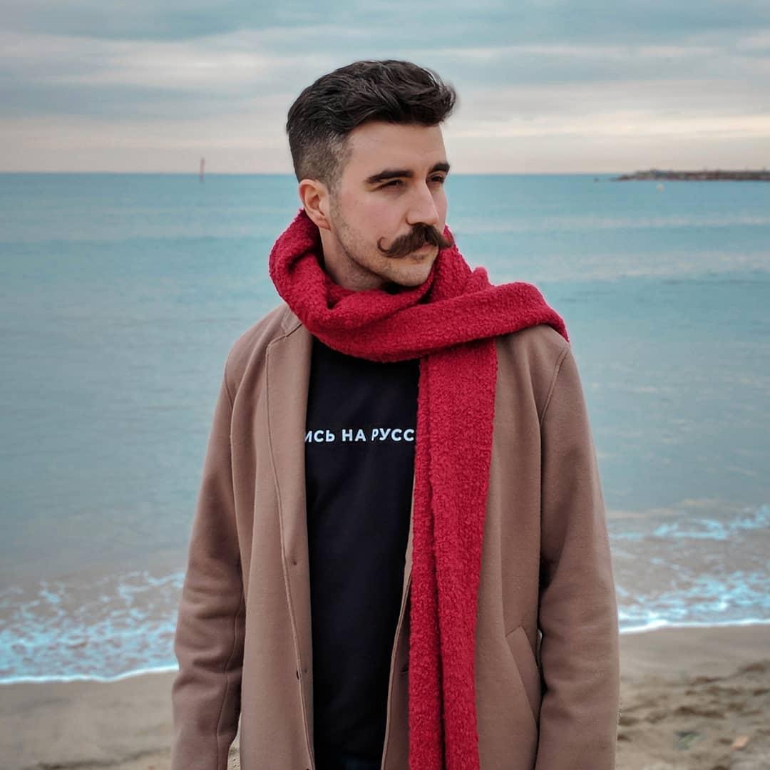 Александр Доброкотов о том, как стать блоггером в Инстаграм