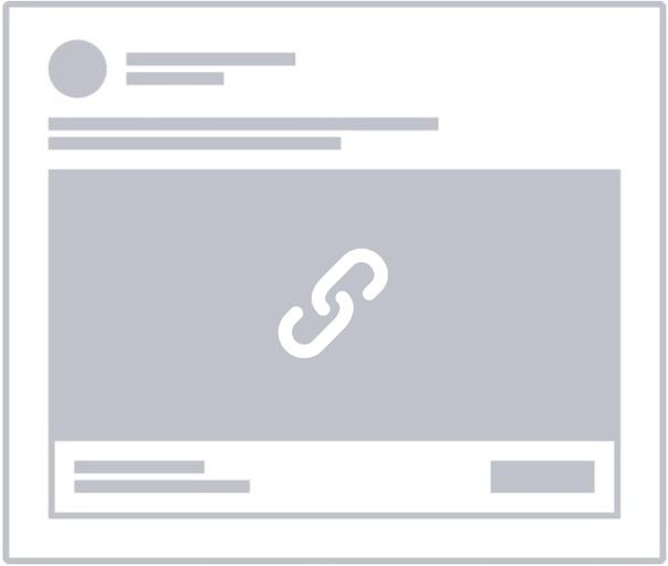 "Рекламный формат Вк ""Реклама сайта"""