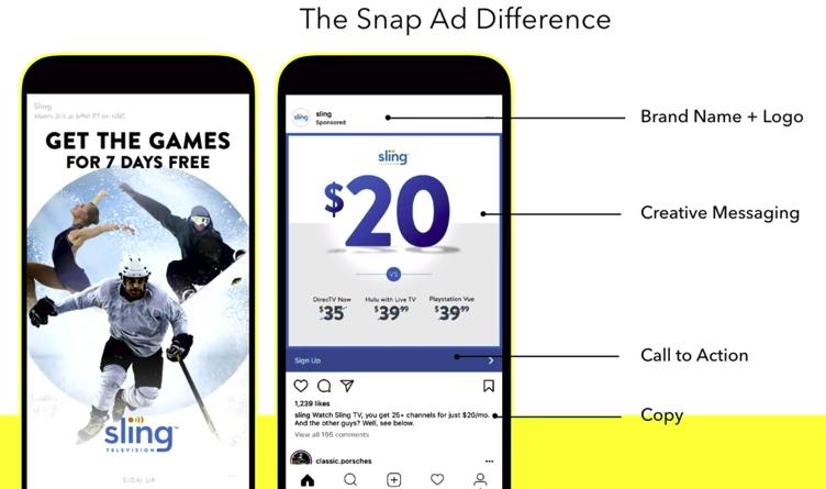 Советы по созданию рекламы в Сторис от Snapchat