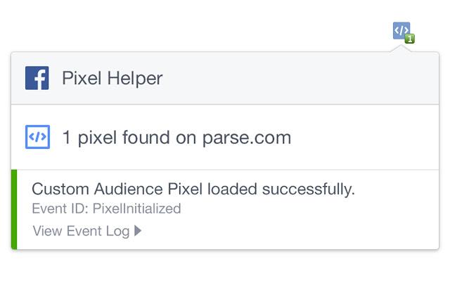 Facebook Pixel Helper - незаменимое расширения для SMM