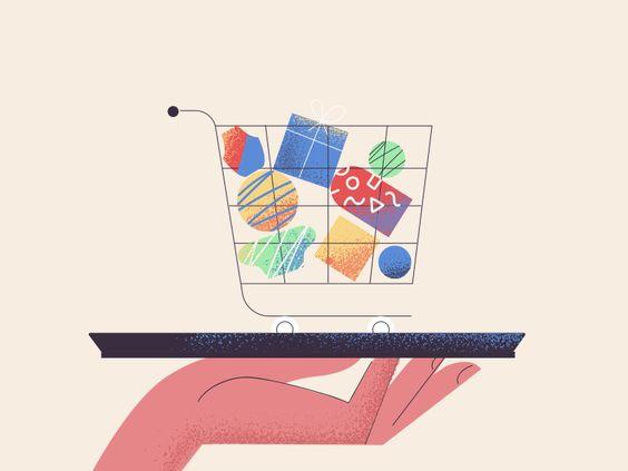Как совершают покупки в интернете после пандемии, рост онлайн шоппинга